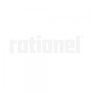 Dækpropper i hvid til udvendig montering (10 stk)